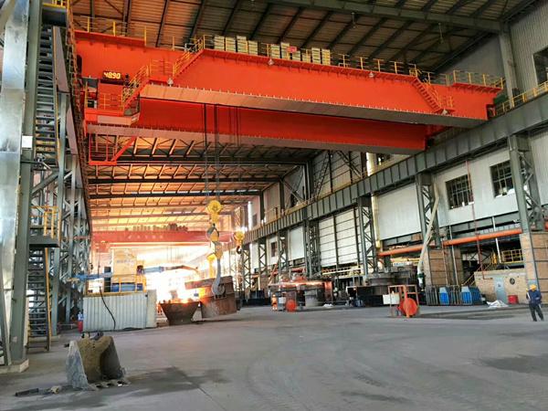 YZ100T overhead crane for sale