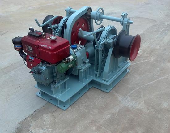 diesel marine winch for sale