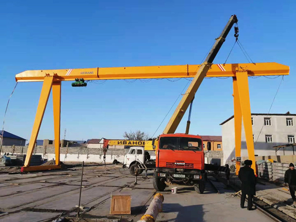 outdoor crane for sale