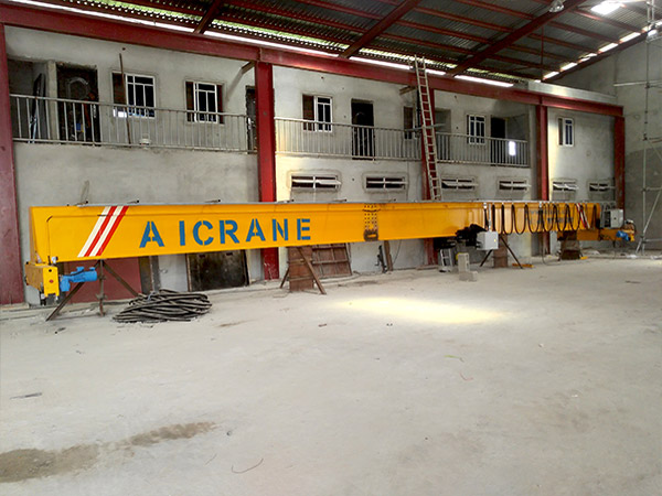 single girder crane 10ton