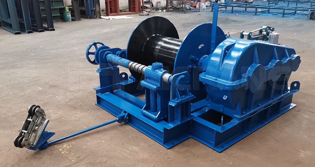 5ton electric winch