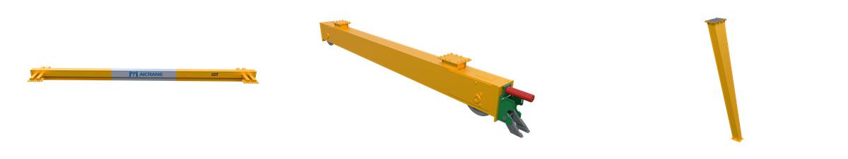 gantry crane components