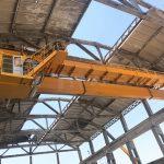 30 ton Overhead Crane Installed in Uzbekistan
