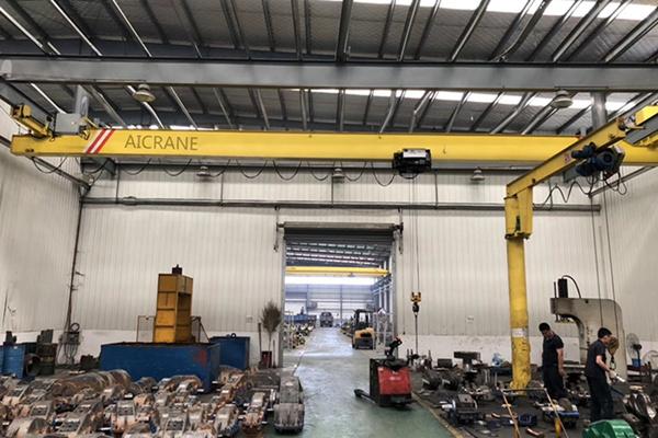 AQ-NLX underhung crane
