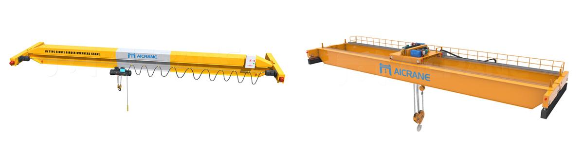 Aicrane overhead cranes for sale