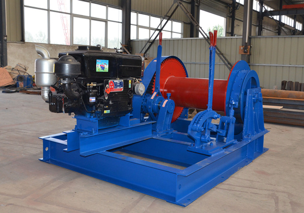 pile winch for sale