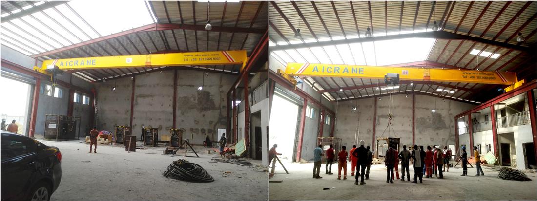 overhead crane for sale in Nigeria