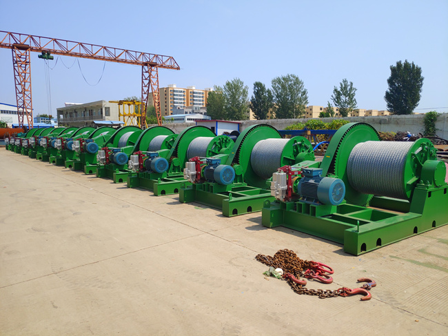 30ton electric winch for sale